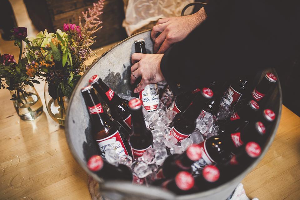 DIY winter wedding ideas, Bumpkin Betty