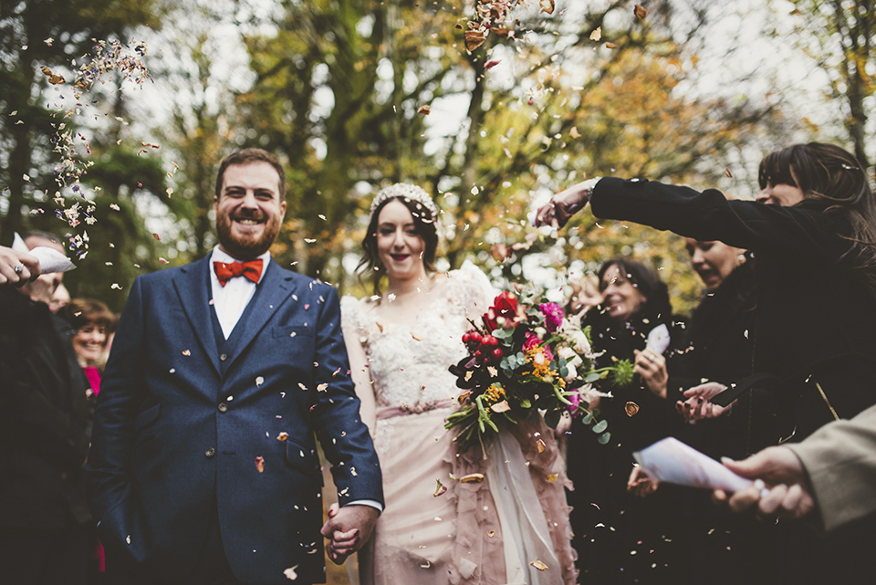 How to get the perfect confetti shot, Bumpkin Betty