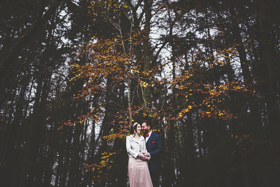 wedding in the woods, Bumpkin Betty