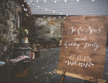 How to style a rustic barn wedding, Bumpkin Betty