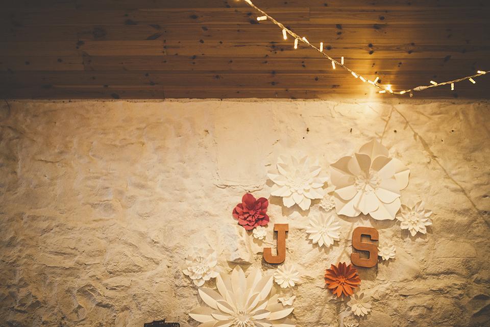 Comeuppance paper flowers, Bumpkin Betty