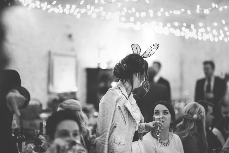 Brides in bunny ears, Bumpkin betty