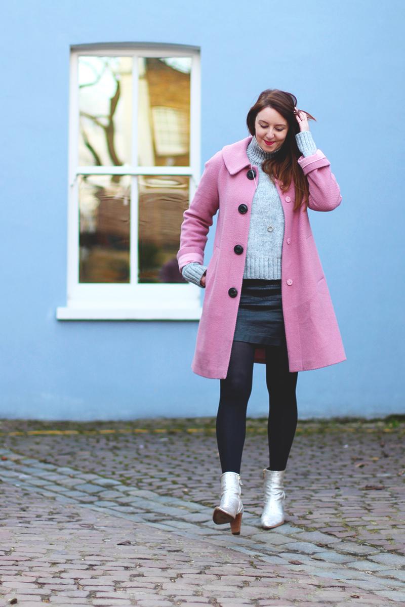 Notting Hill blue walls, Bumpkin Betty