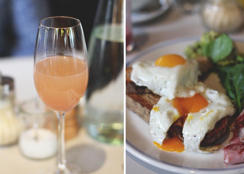 Notting Hill brunch restaurants, Bumpkin Betty