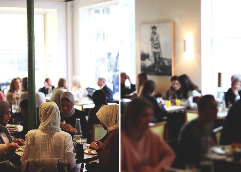 Top brunch restaurants in London, Bumpkin Betty