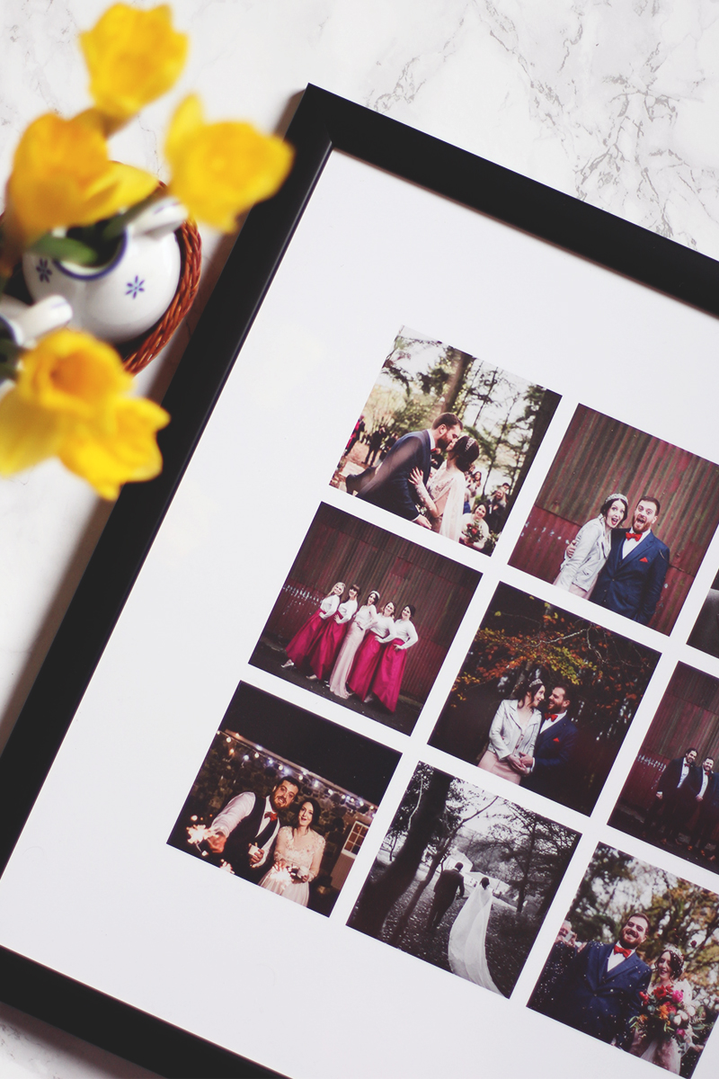 Where to print your wedding photos, Bumpkin Betty