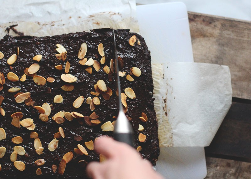 Gluten free brownie recipe, Bumpkin Betty