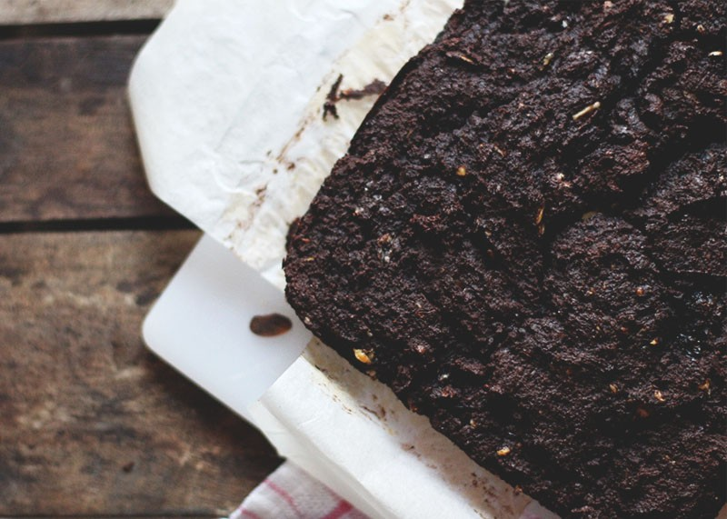 Sweet potato brownie recipe, Bumpkin Betty