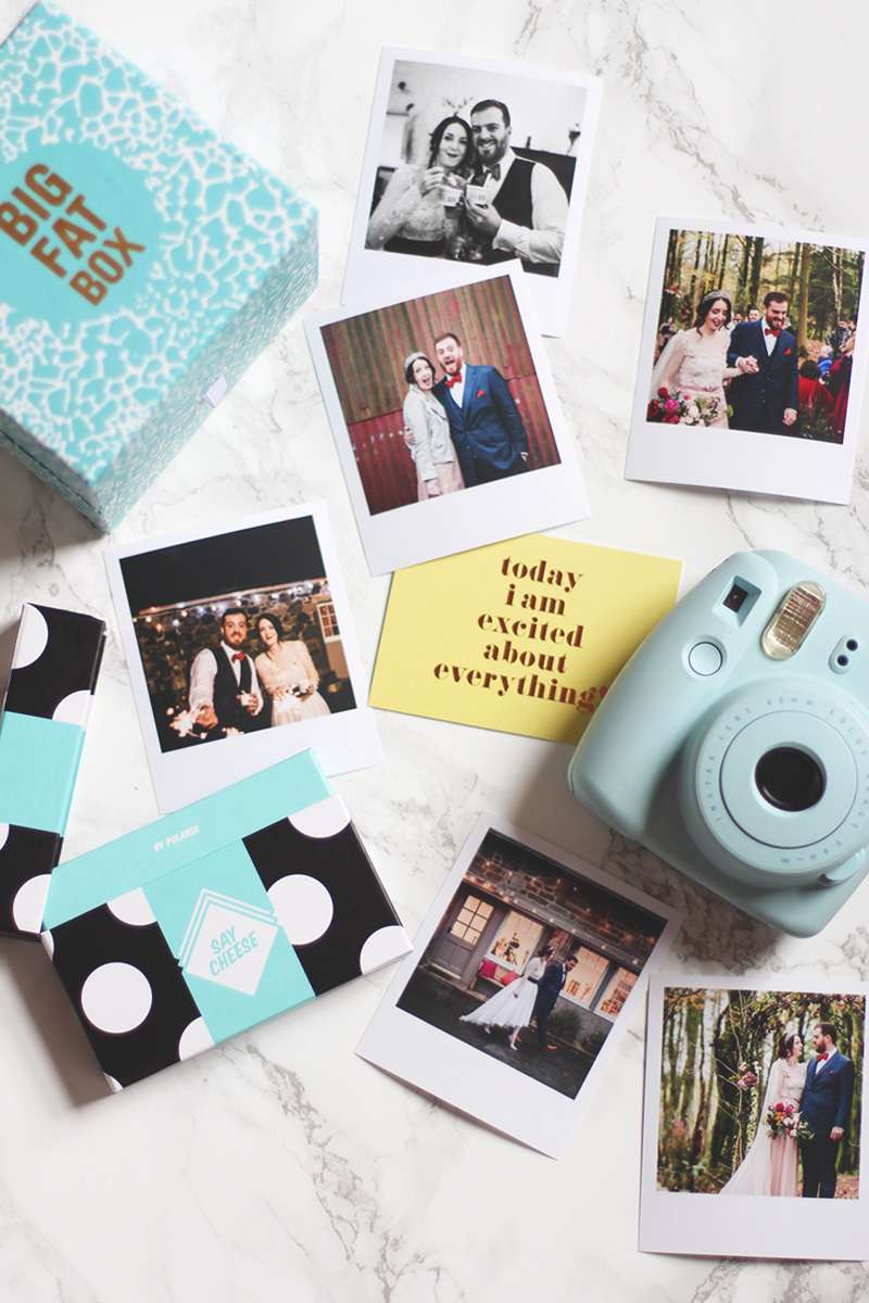 Cheerz photo printing, Bumpkin Betty