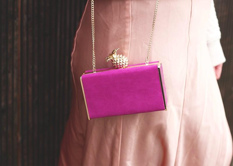 Zara suede mini bag, Bumpkin Betty