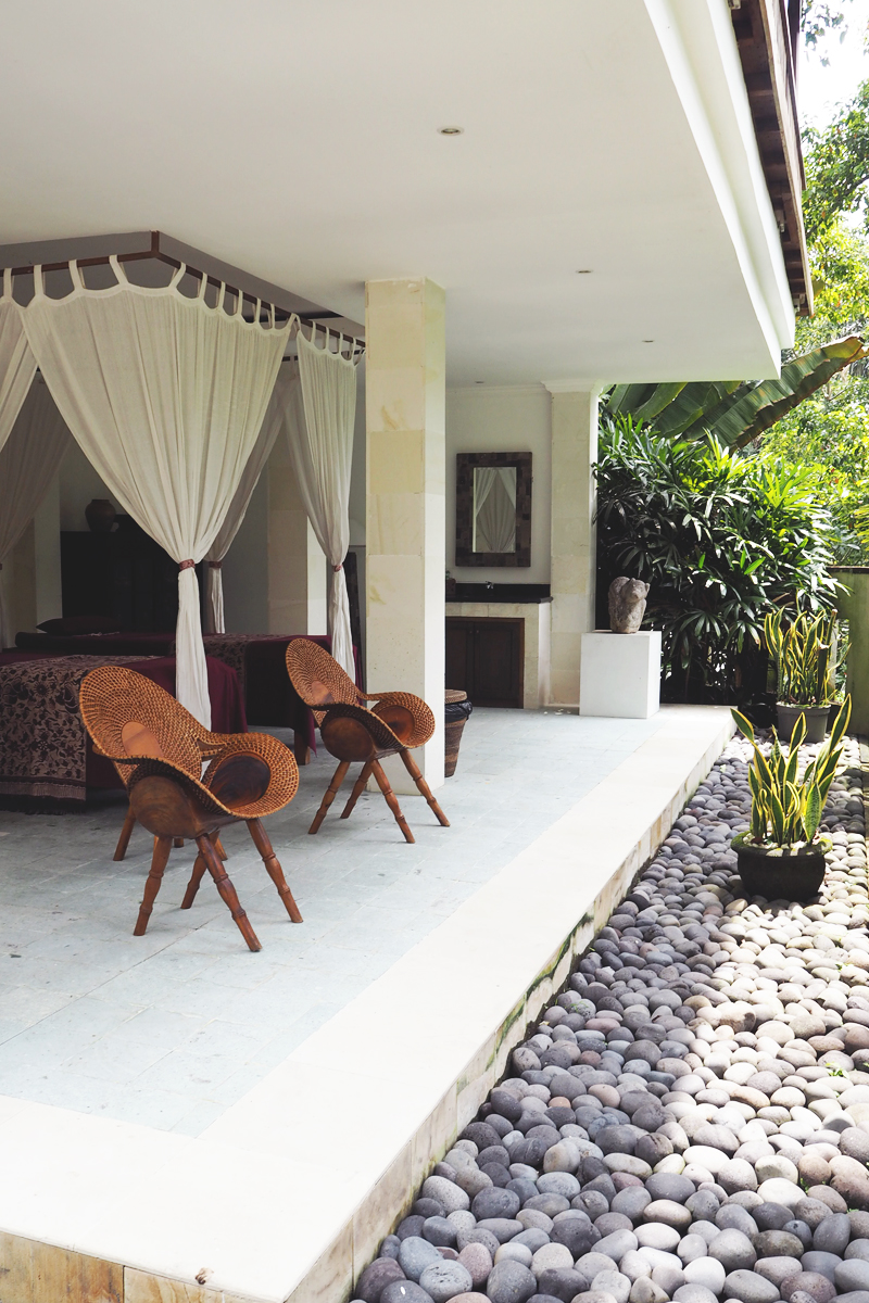 Alam Ubud spa, Bumpkin Betty