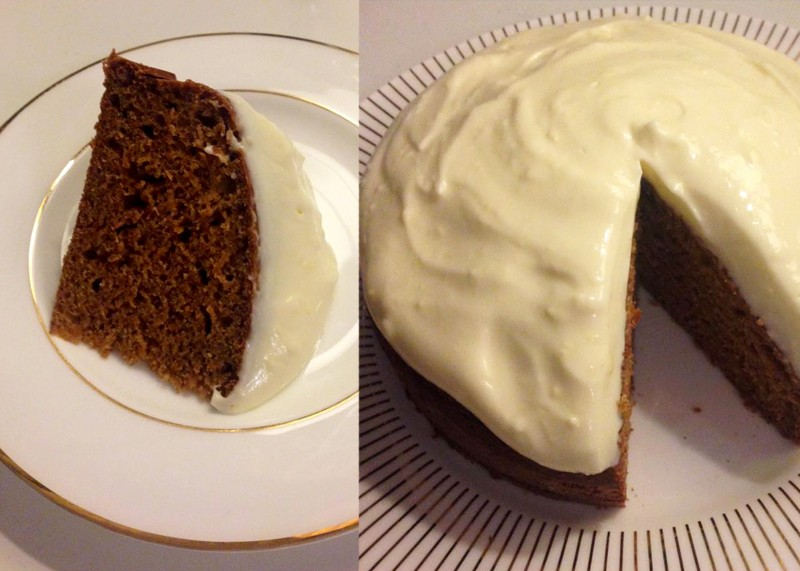 Carrot cake recipes, Bumpkin Betty