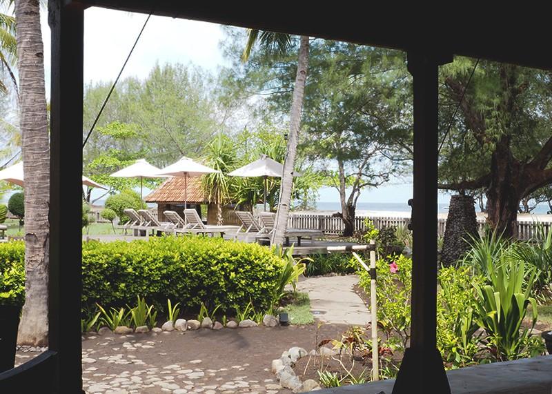 Best resorts in Gili T, Bumpkin Betty