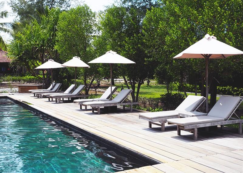 Desa Dunia Beda resort Bali, Bumpkin Betty