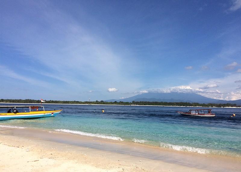 Gili Trawangan island, Bumpkin Betty