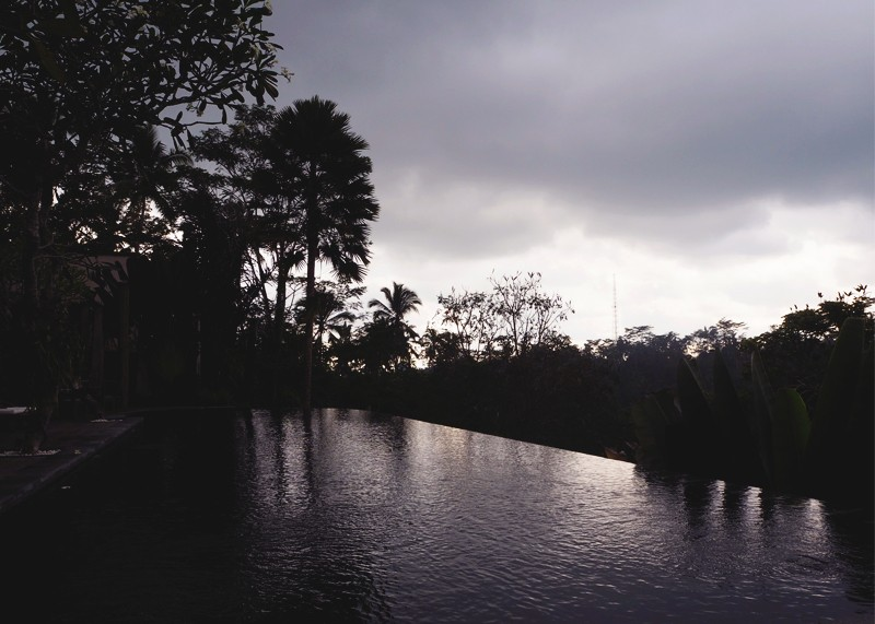 Infinitty pools in ubud, Bumpkin Betty