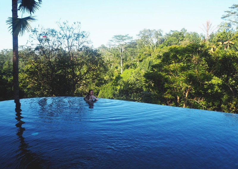 Inifinity pools Bali, Bumpkin Betty