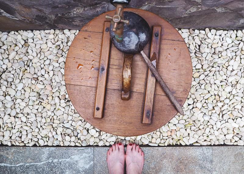 Traditional Balinese bathrooms, Bumpkin Betty