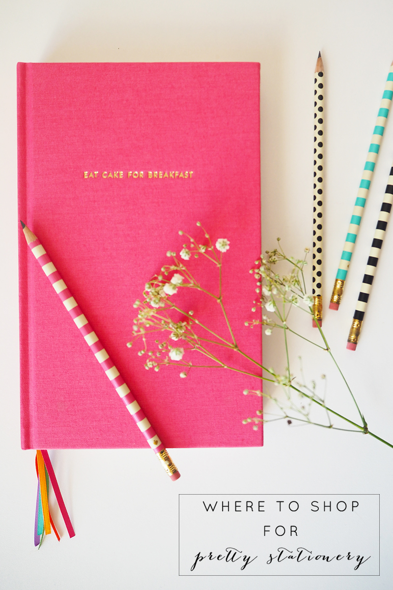 Shopping for stylish stationery, Bumpkin Betty