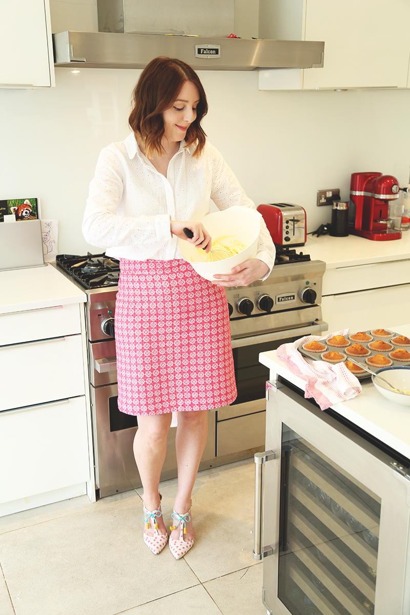 Spring baking recipes, Bumpkin Betty
