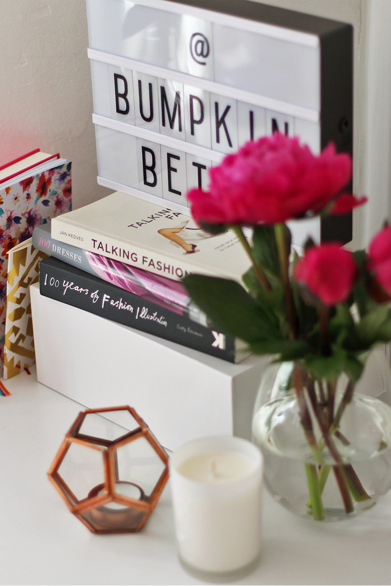 Adding personality to your workspace, Bumpkin Betty