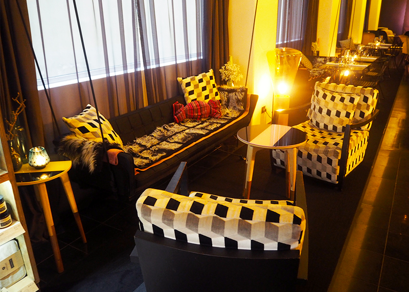 Adelphi hotel restaurant, Bumpkin Betty