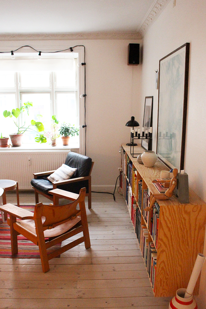 Airbnb in Copenhagen, Bumpkin Betty