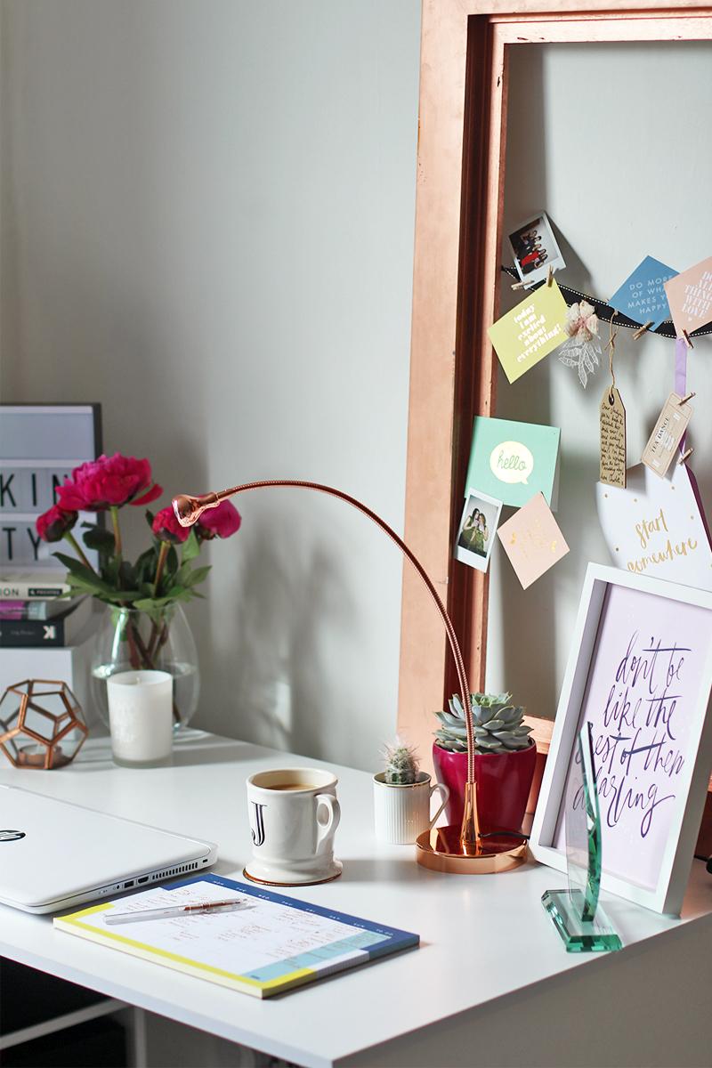 Home office revamp, Bumpkin Betty