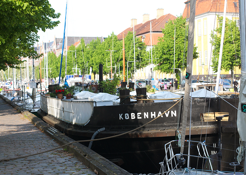 Christianshavn harbour, Bumpkin betty