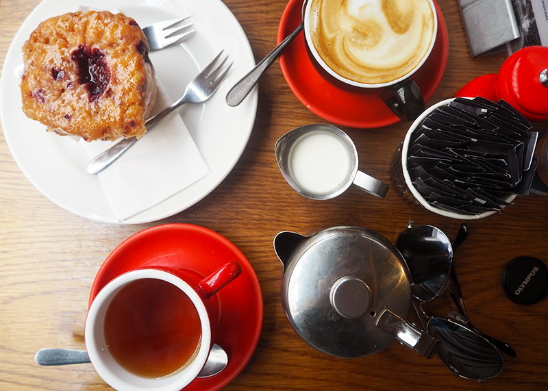 Coffee shops in Melbourne city, Bumpkin Betty