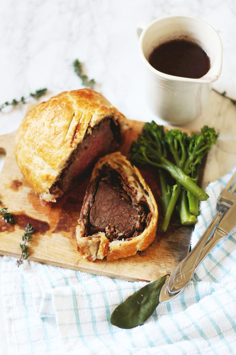 Easy beef wellington, Bumpkin Betty