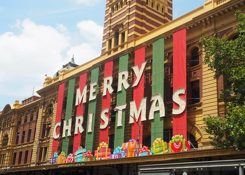 Flinders Street Station, Bumpkin betty