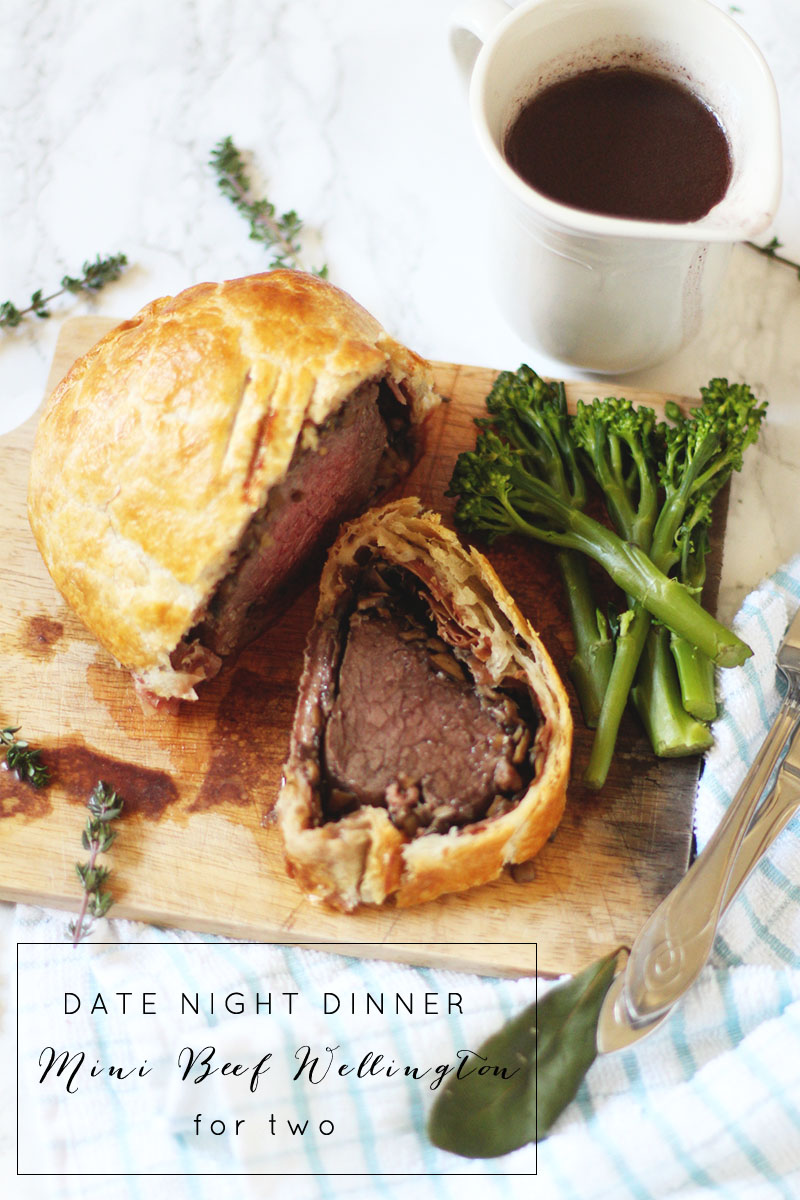 How to cook beef wellington for two, Bumpkin Betty
