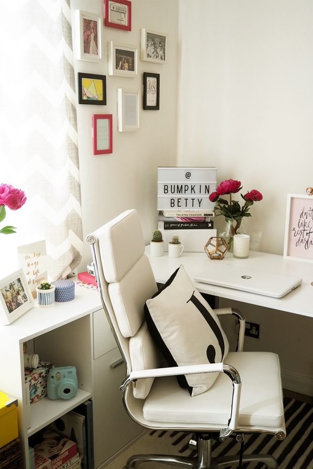 How to revamp your office space, Bumpkin Betty