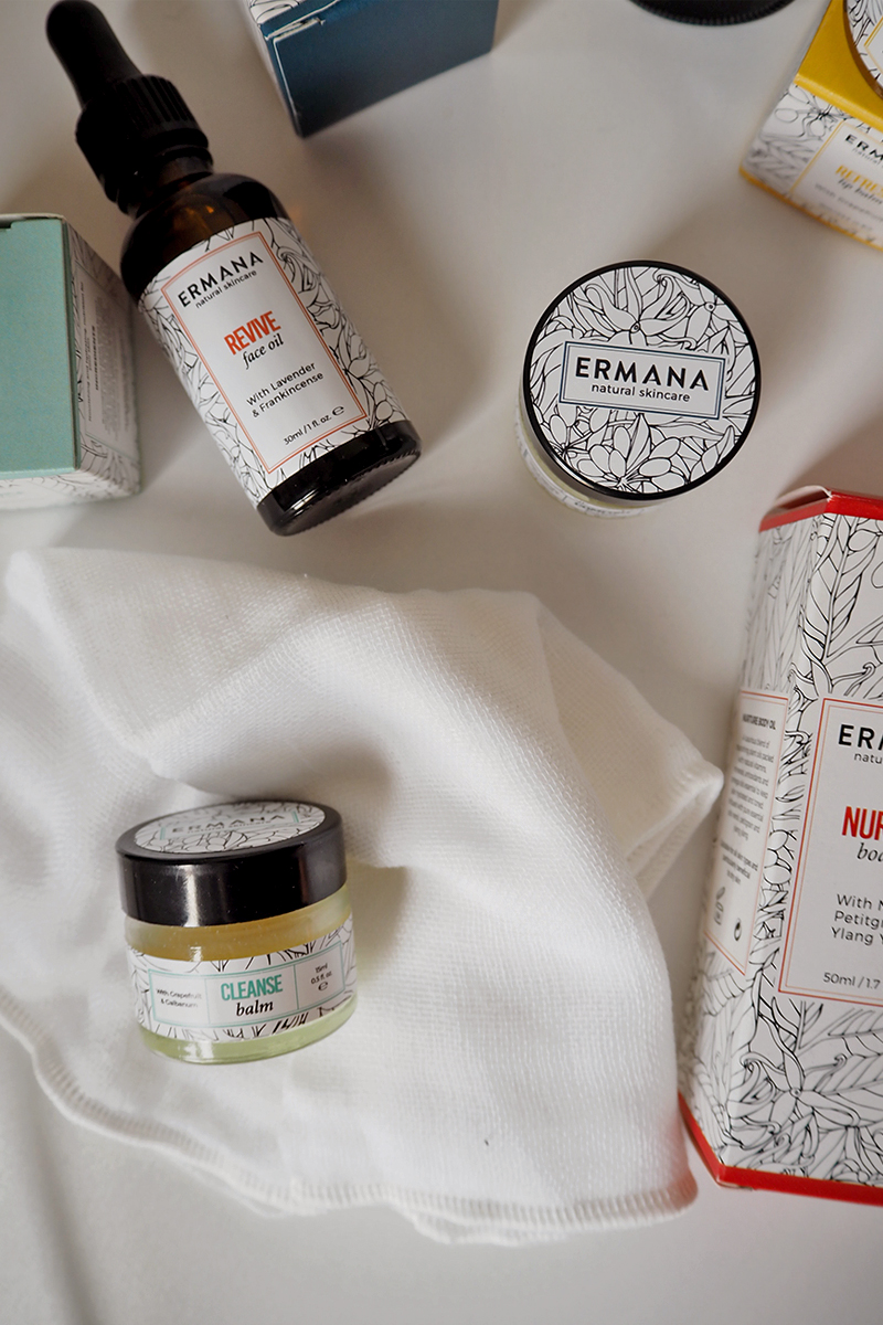 Natural skincare review, Bumpkin betty