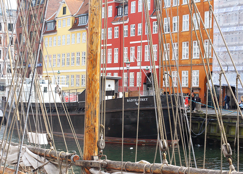 Nyhavn Copenhagen, Bumpkin Betty