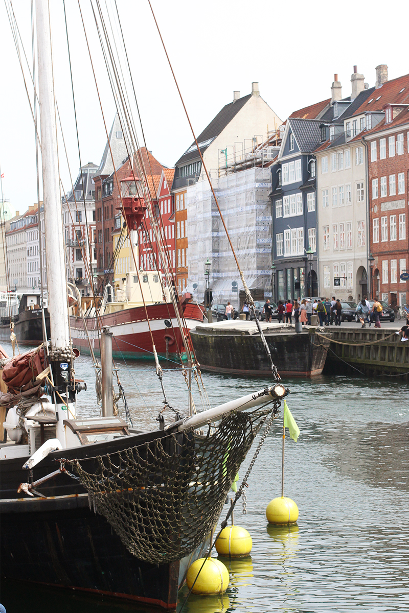 Nyhavn harbour, Bumpkin Betty