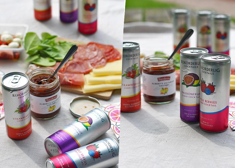 picnic tips with Rekorderlig, Bumpkin Betty