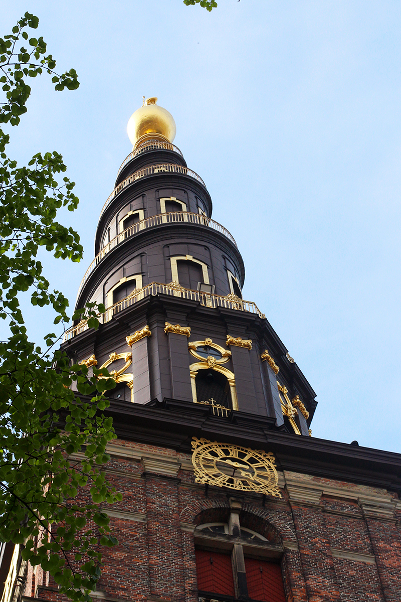 Spiral Church in Copenhagen, Bumpkin betty