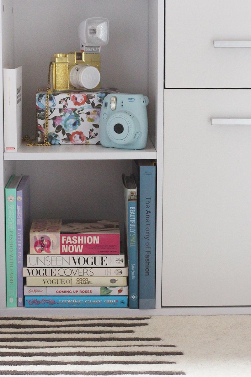 Storage ideas for your desk, Bumpkin Betty