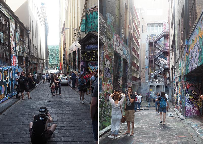 The Lanes graffiti in Melbourne, Bumpkin Betty