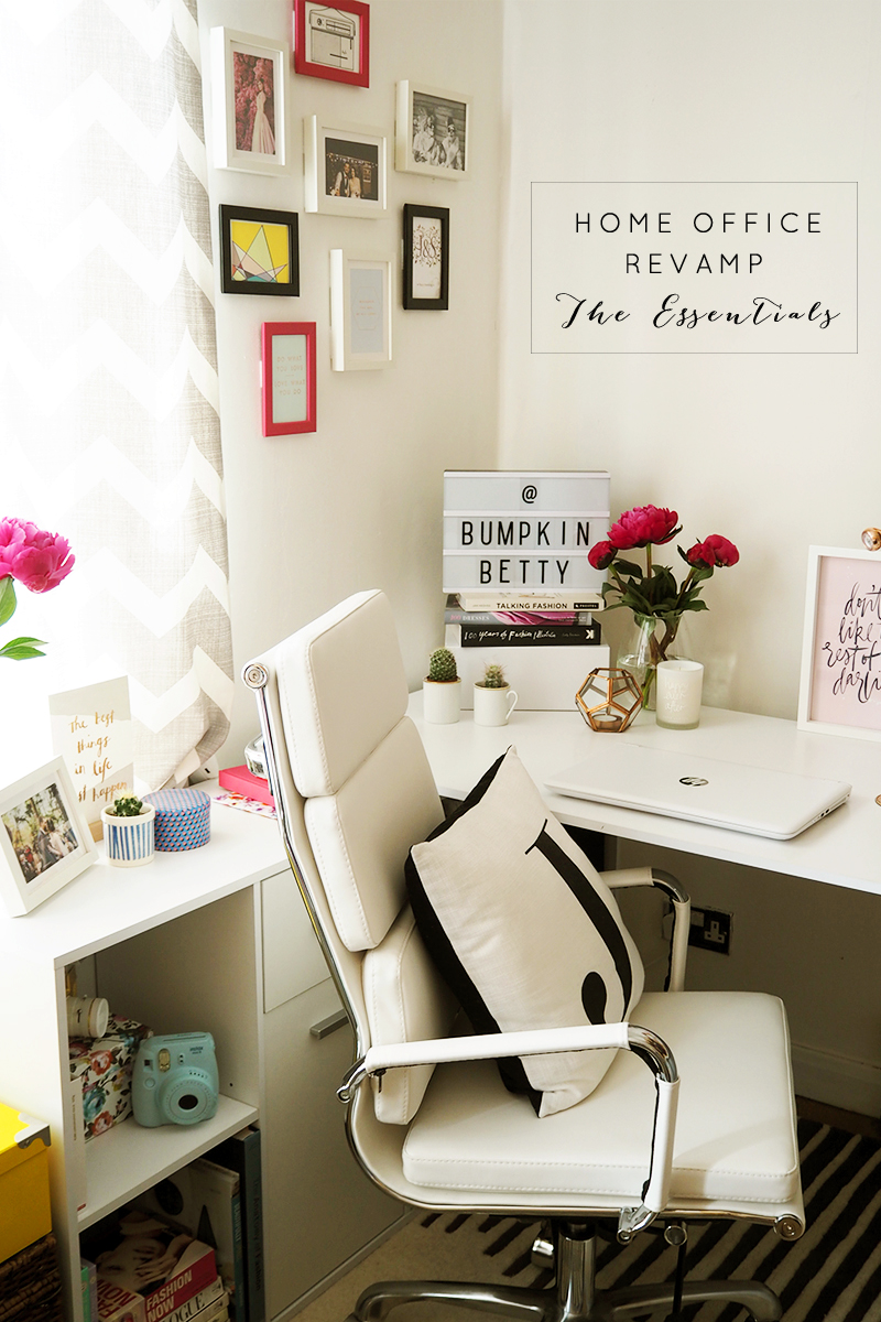 Tips for decorating your office space, Bumpkin Betty