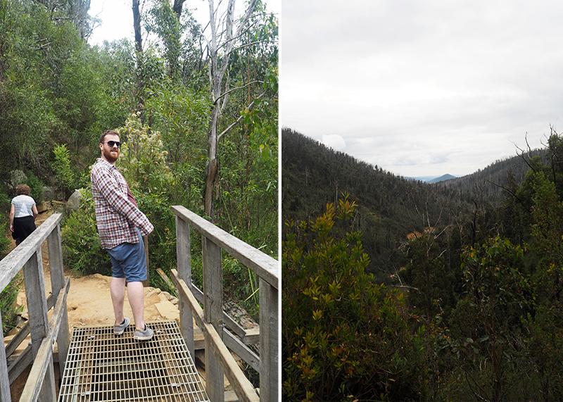 Visting Marysville in Victoria, Bumpkin Betty