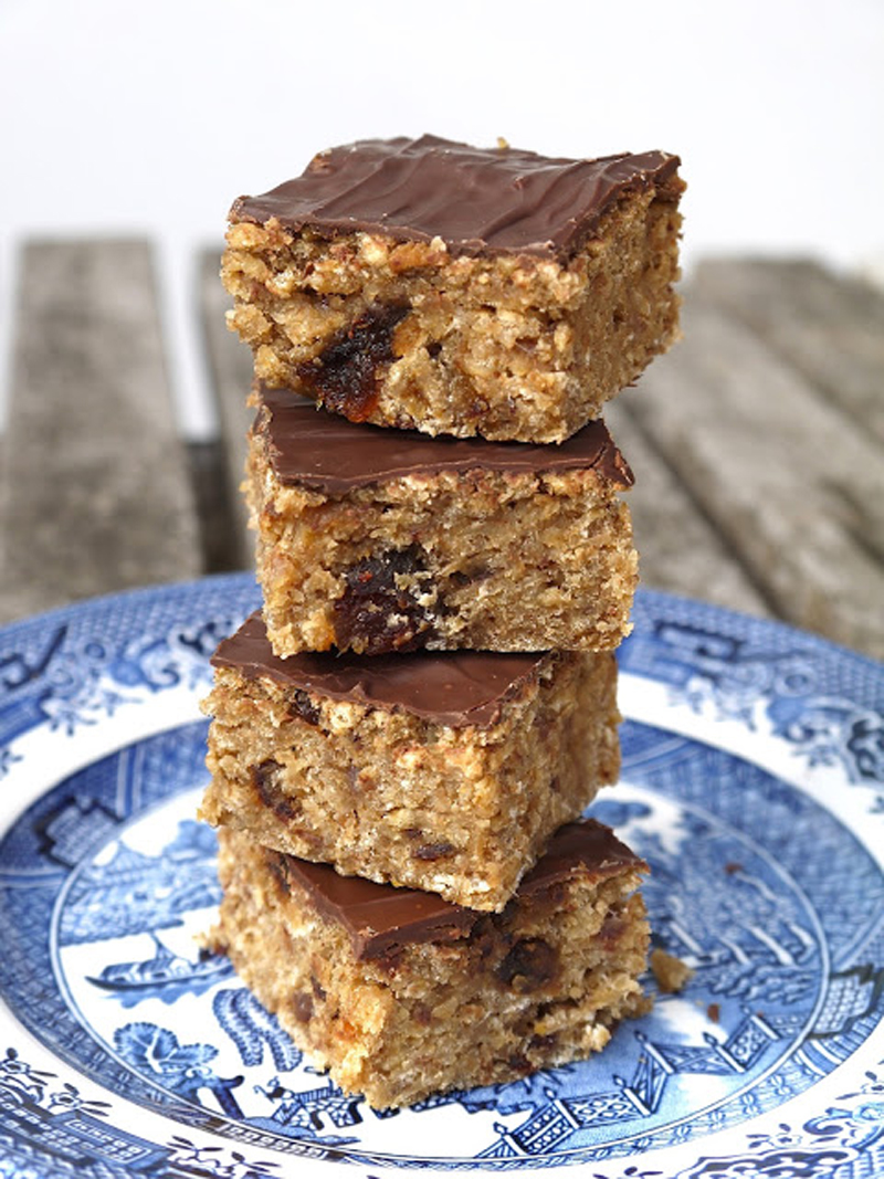 Energy bar recipes, Bumpkin Betty