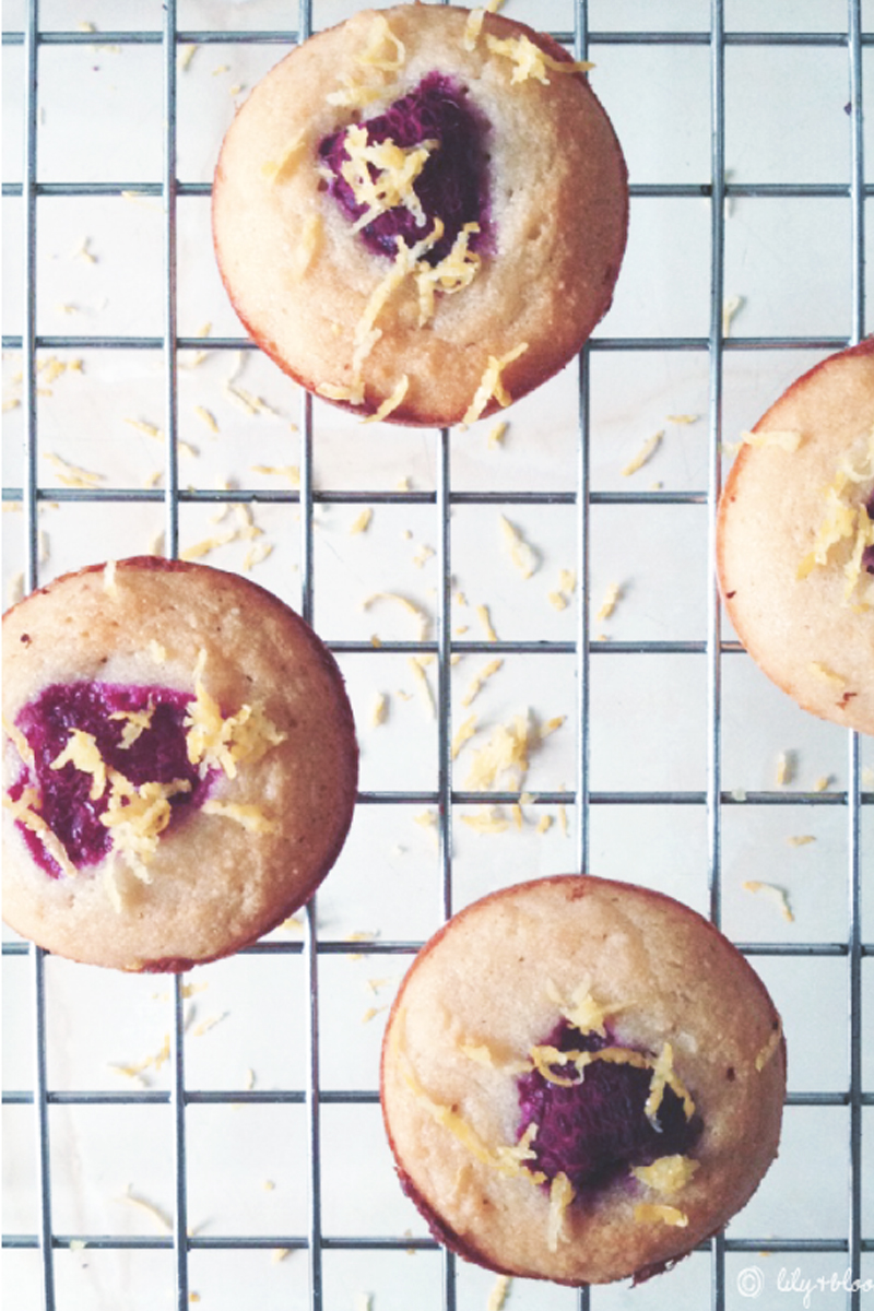 Friands recipe, Bumpkin Betty