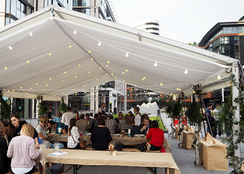 Where to eat in London this summer, Bumpkin Betty