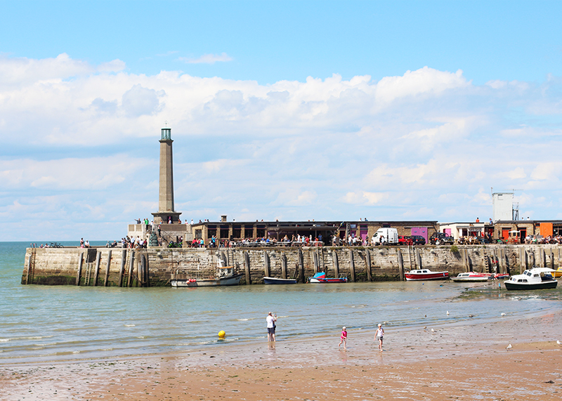 A weekend in Margate, Bumpkin Betty