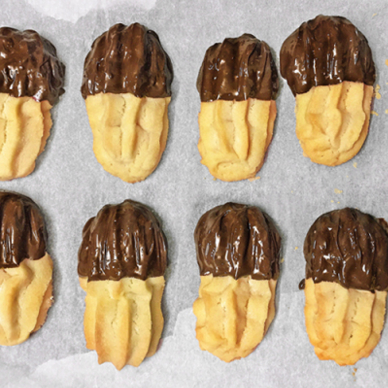 Viennese Biscuits, BB Baking Club