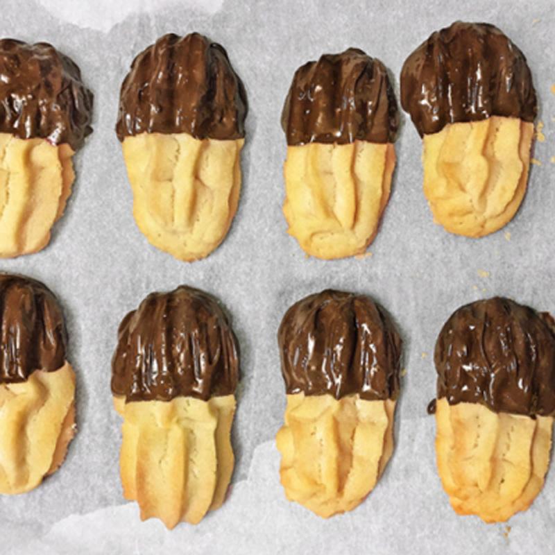 Viennese Biscuits, BB Baking Club