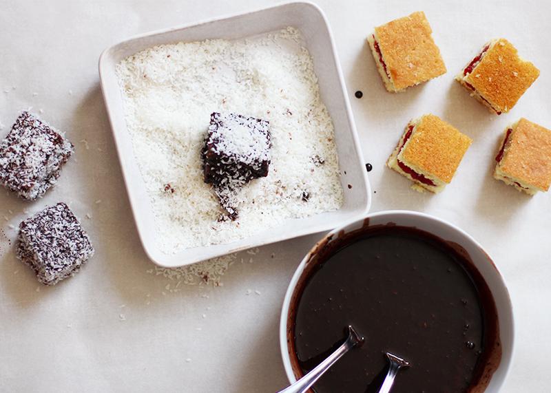 Chocolate and coconut recipes, Bumpkin betty